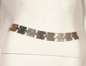 034-60-039-French-vintage-metallique-ceinture-33-034