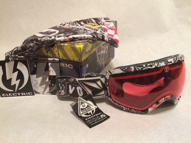 NEW Electric EG2.5 Volcom Collaboration Rose mens ski snowboard goggles