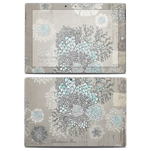 Sticker Decal Christmas In Paris by Iveta Abolina Surface 3 Skin