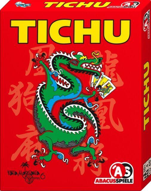 Abacus Spiele ABA08981 Tichu Card Game