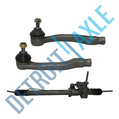 Power Steering Rack And Pinion 1992-1995 Honda Civic Inner /& Outer Tie rod
