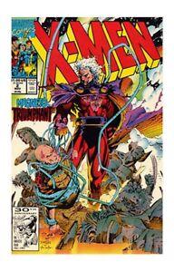 9.2 NM Nov 1991, Marvel The X-Men #2