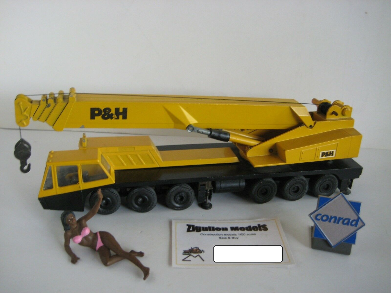 P&h t-1300 Autokran métal jantes  3071.1 d'1 50