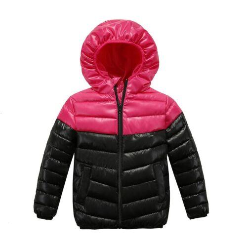 Abrigo para niños chamarras chaqueta de primavera invierno para niños ropa