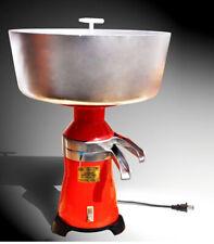 Milk Cream Electric Separator 100lh 15 Metalplastic 115v Usaca Plug 26 Galh