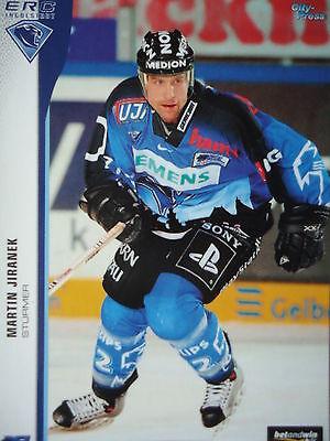 149 Martin Jiranek Erc Ingolstadt Del 2005-06-mostra Il Titolo Originale