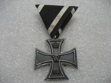 German Iron Cross 1914 2nd Class For Austrian