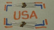 10k Ohm Resistor Carbon Film 10pcs 14 Watt 5 10k Ships Today