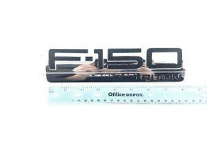 2004-2008-FORD-F-150-F150-XL-TRITON-SIDE-FENDER-EMBLEM-BADGE-SYMBOL-OEM-2008