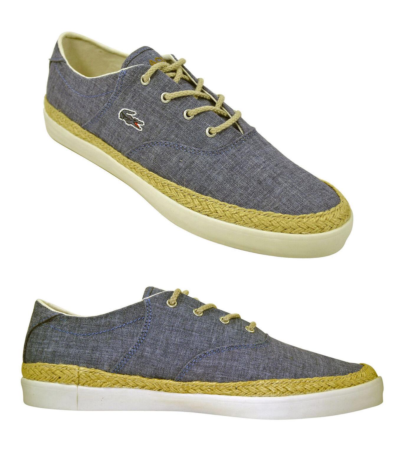 Lacoste Glendon Espa W SRW Blau Schuhe Sneaker blau
