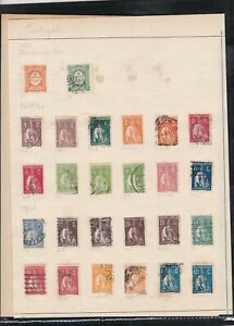 portugal stamps page ref 18184