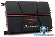 PIONEER GM-A6704 4CHANNEL 1000W COMPONENT SPEAKERS TWEETERS CAR STEREO AMPLIFIER