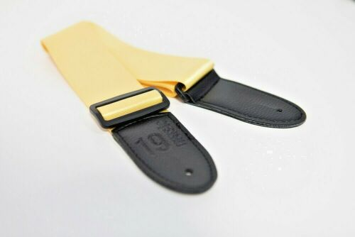 Budget Guitar Strap childrens kids UK Sleek Smooth Shiny Deluxe Quality Thread