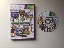 Kinect Sports Island Freedom Hudson --- Xbox 360 --- No Manual  -- Fast Post