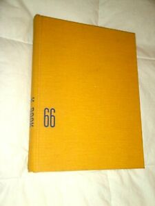 1966-Kynewisbok-University-of-Denver-Colorado-School-College-Yearbook-BIN-12