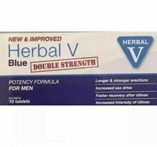 100 mg Herbal Blue Male Sex Tablets for Men for sale online