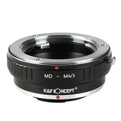 K/&F Concept Lente Adaptador para Leica M39 lente a Micro 4//3 M4//3 M43 Cámara
