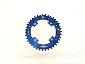 Snap-BMX-Products-S4-104mm-4-bolt-Chainring-38t-Blue