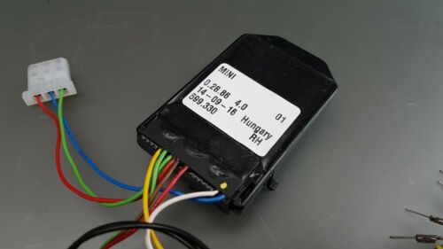 anklappbar 599.330 Original mini exterior arnés Indutherm electricistas