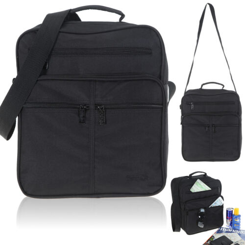 Flugumhänger spear sac de voyage travail sac hommes sac sac en nylon noir