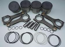 Nippon Racing Mitsubishi 2G Pistons 1G Rod Kit 4G63T Scat 85mm Piston Rods DSM