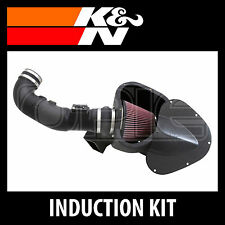 K&N 63 Series AirCharger Air Intake System for Dodge Ram - 63-2578 Assembly