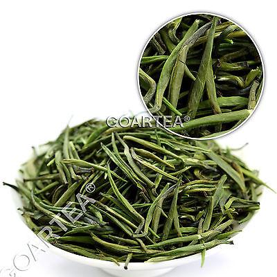 Premium Organic Handmade Zhu Ye Qing Spring Loose Bamboo Leaf Chinese GREEN TEA
