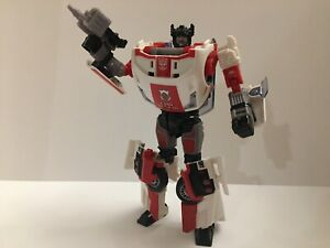 Transformers Generations Lot #1 Red Alert Deluxe 2007 Hasbro Retired Complete