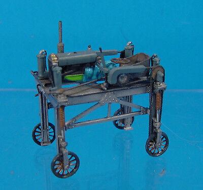HO/HOn3 WISEMAN MODEL SERVICES GERLINGER STRADDLE LUMBER CARRIER KIT  SS LTD.
