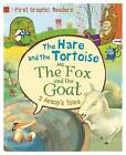 Aesop: The Hare and the Tortoise & the Fox and the Goat by Aesop, Amelia Marshall (Hardback, 2016)