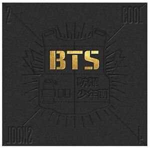 BTS-Album-lt-2-Cool-4-Skool-gt-CD-Photo-Booklet-special-gifts-4-photo-cards