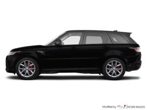 2021 Land Rover Range Rover Sport V8 Supercharged SVR