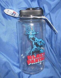 2fecb9536c THE BLACK PANTHER Marvel Comics/Nalgene Water Bottle/Cup/Holder 32oz ...