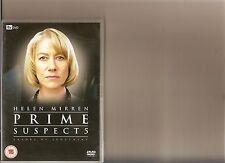 PRIME SUSPECT 5 ERRORS OF JUDGEMENT DVD HELEN MIRREN ITV DRAMA