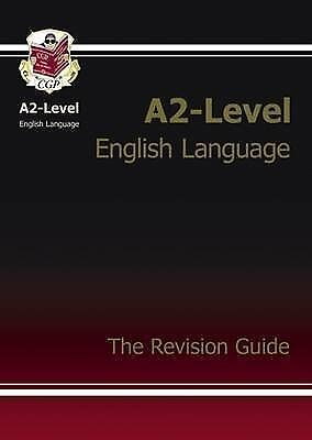A2-Level English Language Revision Guide-ExLibrary