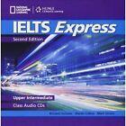IELTS Express Upper-Intermediate Class Audio CDs by Mark Unwin, Richard Howells, Martin Lisboa (CD-ROM, 2012)