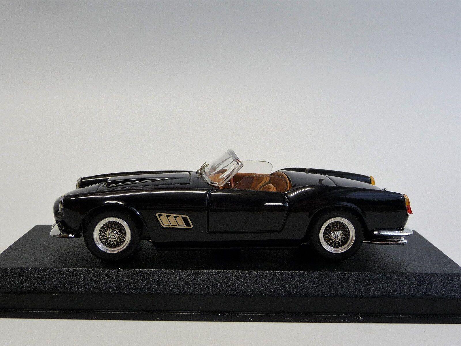 Ferrari 250 CALIFORNIIA STRADALE Noir Type Type Type Model art071 NEUF dans neuf dans sa boîte 1 43 09aef0