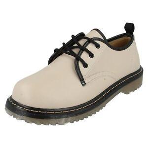 Donna-X3013-Beige-Scarpe-con-Lacci-da-Spot-On-Retail