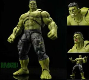 S-H-Figuarts-Marvel-Avengers-Infinity-War-HULK-Action-Figure-Toy-gift-New-No-Box