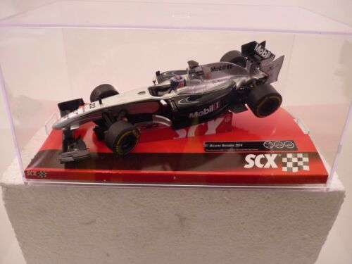"SCX ANAOG #A10138X3U0 F-1 McLAREN /""BOTTON/"" DECO 2014 1//32 SLOT CAR"