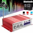 Digital Mini Bluetooth HiFi Stereo Amplifier Audio AMP For Car Home MP3 Player