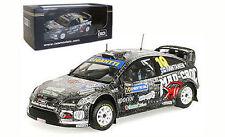 Ixo ram391-FORD FOCUS RS il WRC 08 Rally Finlandia 2009-M rantanen scala 1/43