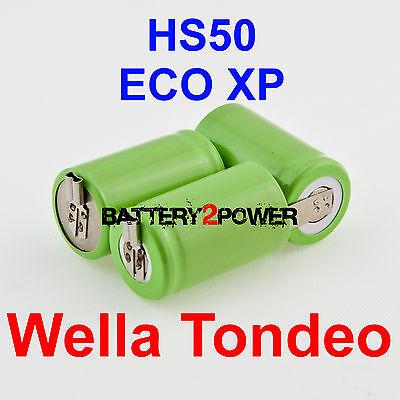 Tondeo ECO XP HS50 Akku Ersatzakku 3,6V NiMh Spezial Accu Batterie Battery