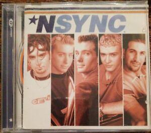 NSYNC-by-NSYNC-CD-Sep-20004-Justin-Timberlake-Debut-Album