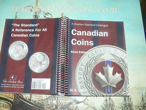 Cross-Canadian-Coins-62nd-Edition-A-Charlton-Standard-Catalogue-2008