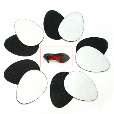 10x Anti Slip Stick Shoes Heel Sole Protector Grip Pads
