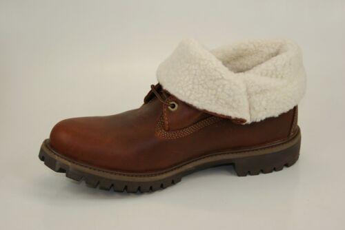 Herren Timberland 6833a Boots 6 Inch Winter Schnürschuhe Schnürstiefel Roll Top PwPfqnH0