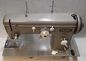 Haushaltsgeräte Nur Kopf #7364# Ohne RüCkgabe Pfaff 230 Antiquitäten & Kunst