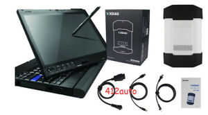 Details about Vxdiag C6 Automotive Diagnostic For XENTRY Diagnosis VCI with  DoIP +x220t laptop