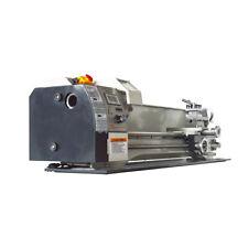 8x31 Precision Inch Thread Metal Lathe Brushless Motor Bench Turning Machine